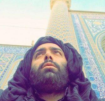 مسعود صادقلو مگه جنگه