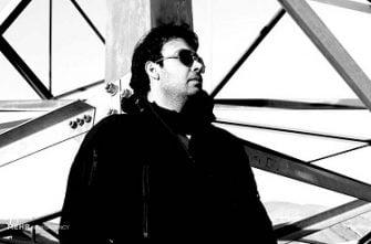محسن چاوشی دریاچه مرده