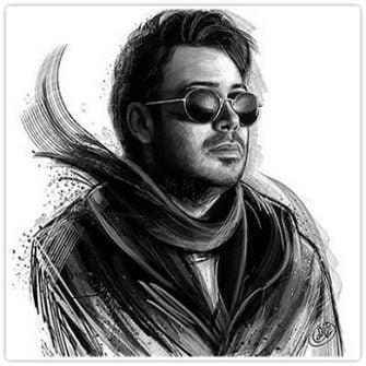محسن چاوشی چهار دیواری