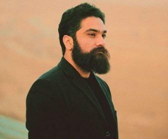 علی زند وکیلی غروب کوهستان