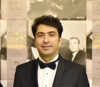محمد معتمدی دشت در سوگ
