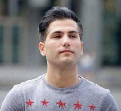 احمد سعیدی نگاه