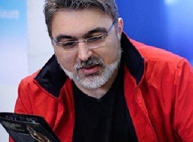 مسعود صابری مو فرفری