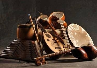 آهنگ های سنتی