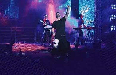 سیروان خسروی خاطرات تو ( ورژن لایو کنسرت )