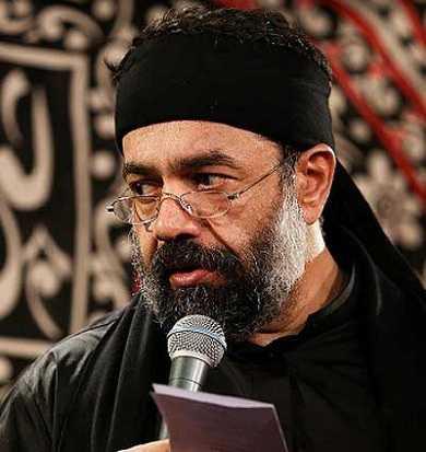 مداحی محمود کریمی واویلا حرم آواره شده