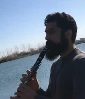 علی زند وکیلی رفیق
