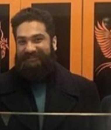 علی زند وکیلی نقاب