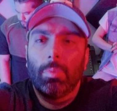 مسعود صادقلو پریشب